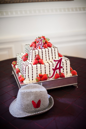 Alabama Wedding Cake Florida