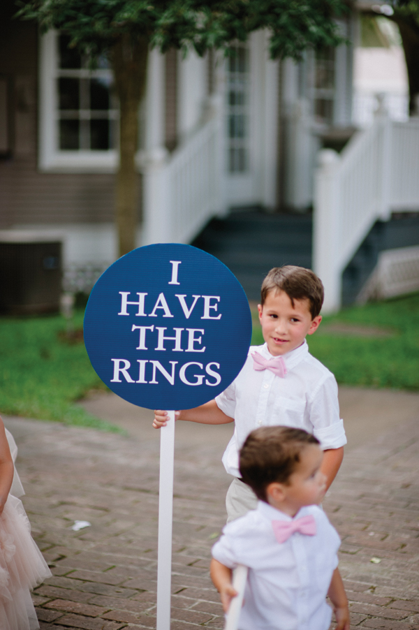 creative ring bearer ideas archives southern weddings - Wedding Ring Bearer