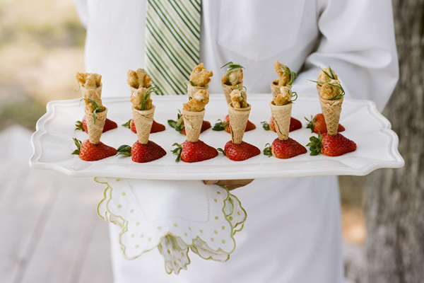 creative food ideas Archives - Southern Weddings