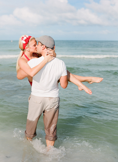 The Notebook Engagement Session By Justin Demutiis Southern Weddings