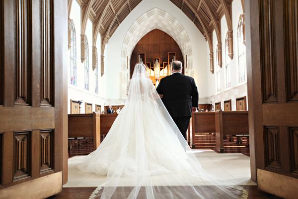 southern wedding richmond university chapel