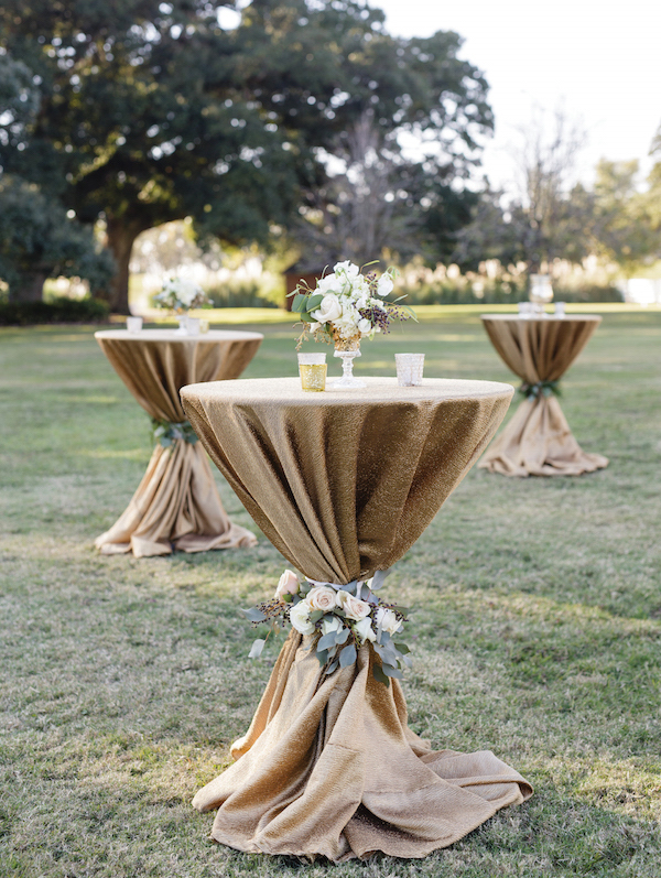Navy Linens Archives Southern Weddings - Cocktail table linens