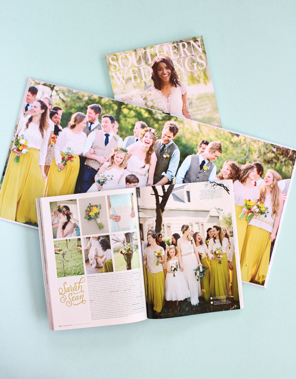 8 Things I Love About Shutterfly S Wedding Albums Southern Weddings